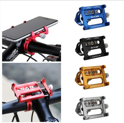 Motorcycle MTB Bike Bicycle Handlebar Mount Mobile Phone Holder GPS iPhone X LG