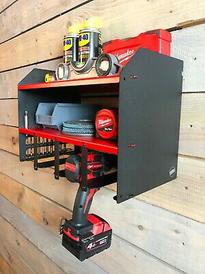 Milwaukee Shelf For Cordless Percussion Drill Impact Driver Fuel M18 Lithium-Ion