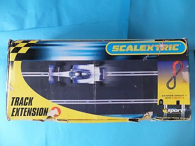 Scalextric Start Track Extension A Boxed