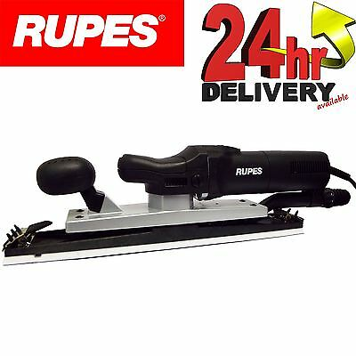 Rupes SL42AES 400x70mm Long Bed Electric Sander Vacuum Attachement Speed Control