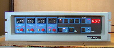 Ling Dynamic Systems Charge Amplifier Model Ca 4