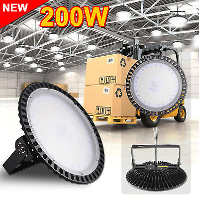 150W LED High Bay Light Commercial Warehouse Industrial Factory Shed AU STOCK