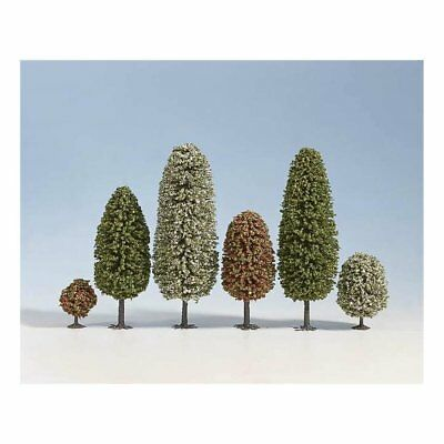 NOCH - 26306 - (D)Spring Trees, 25 pieces, 6,5 - 11 cm high