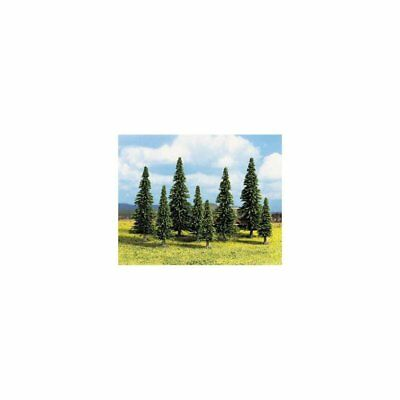 NOCH - (D)26325 - (D)Model Spruce Trees, 25 pcs., 6 - (D)15 cm high