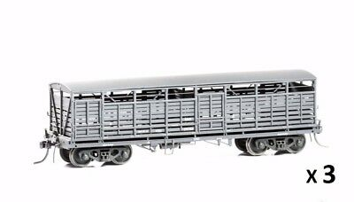 Sds Models Bcw/nscf Weathered Nscf E In0200 (Ho Scale)
