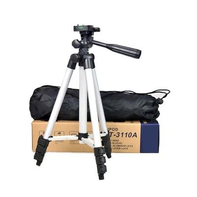 Portable Lightweight Aluminum Traveler Tripod Stand for Digital Camera Camcorder