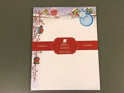 Great Papers Winter/Christmas Stationary 80 Sheets
