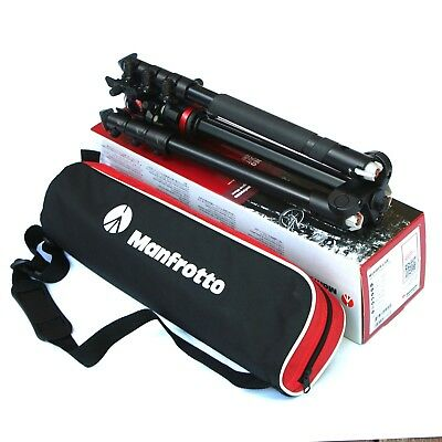 Manfrotto BeFree Video LIVE Tripod MVKBFR-LIVE - with fluid head and bag