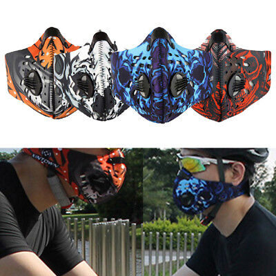 New Pattern Anti-Dust Mask Anti-Pollution Mask Dustproof Running Half Face Mask