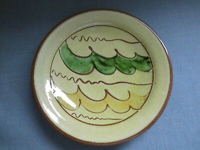 Studio Pottery Plate charger