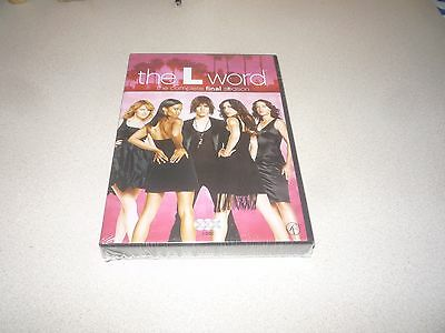 The L Word : Complete Final Season Dvd Box Set 3 Disc Set Brand New And Sealed