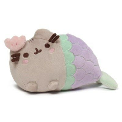 NEW Pusheen Mermaid Clam Shell by GUND - Mini Sized from Purple Turtle Toys