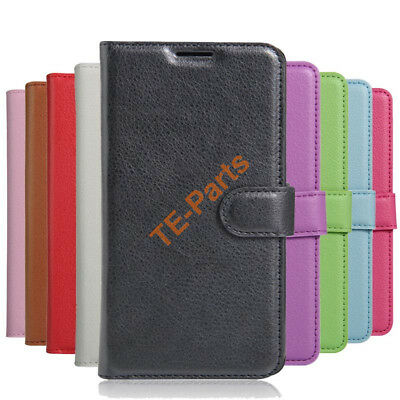 For Cubot Note Plus Luxury Flip PU Leather Slim Wallet Magnetic Case Cover