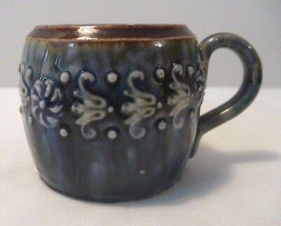 Royal Doulton Antique small cup. #7499. Ca.1902- 1922