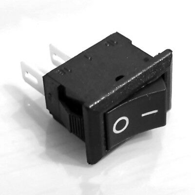 On/Off Rocker Switch 2Pin Mini Small Rectangle 15x10mm 3A DIY Project Electrical