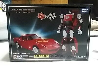Transformers Masterpiece Takara Tomy MP-26 Road Rage