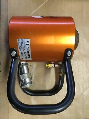 Holmatro Hlj50A10 50 Ton Aluminium Jack Air Return