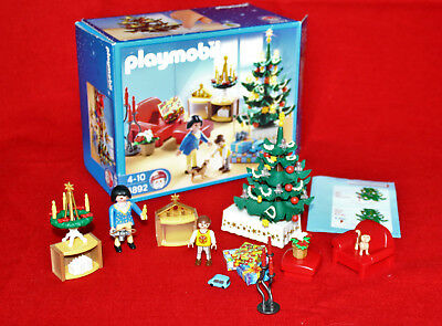playmobil weihnachtszimmer 4892 eur 13 48 picclick de. Black Bedroom Furniture Sets. Home Design Ideas