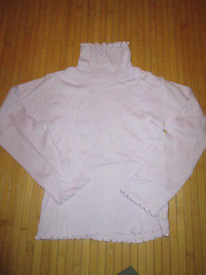 Tee-shirt col roulé Mauve,ML,T6ans,marque In Extenso,NEUF!