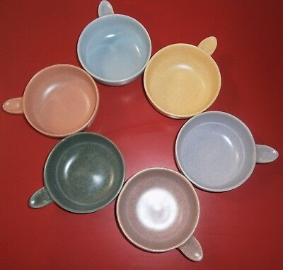 Guy Boyd Ramekin set of 6, Retro, in as new condition