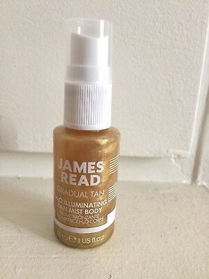 Brume Corps Gradual Illumating Tan Mist James Read