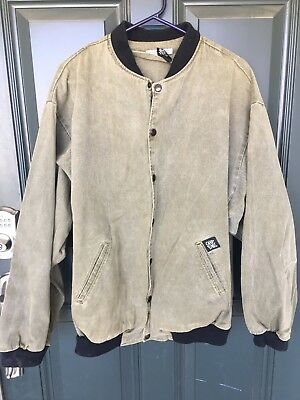 """Vintage 1980's Very Rare """"SKATE RAGS"""" JACKET Size Large."""