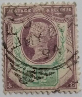 Great Britain Scott#112  Used Stamp...worldwide Stamps