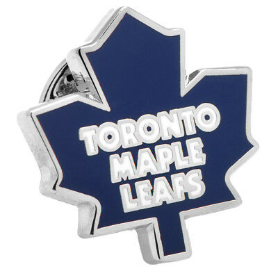 Deluxe Toronto Maple Leafs NHL licensed logo lapel PIN New in Package 40% off!