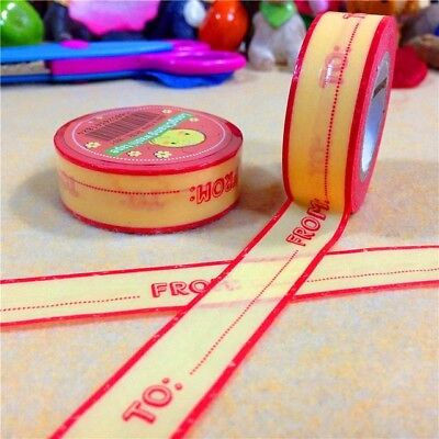 To From Letter 1.5cm X 7m Washi Tape DIY Scrapbook Album Diary - n