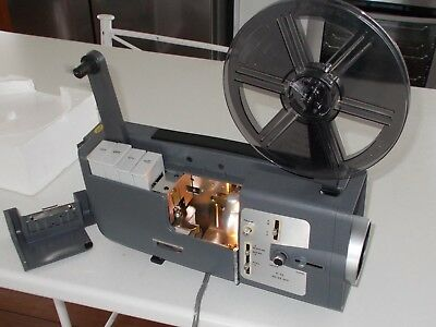 Chinon C-100 8Mm Projector With Original Box