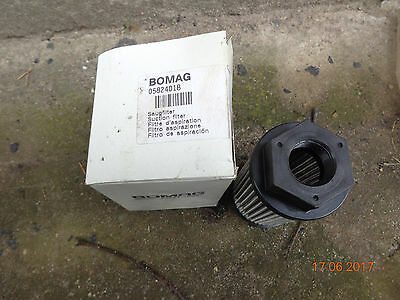 Bomag 5824018 Saugfilter 05824018