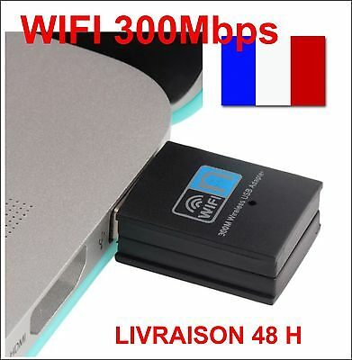 Cle WiFi 300 mbps - MINI CLE WIFI - dongle usb - livraison 48 H