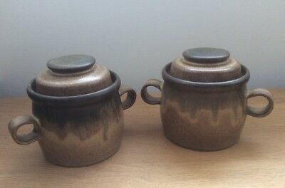 Denby Romany Covered Soup, Individual Casserole (2)
