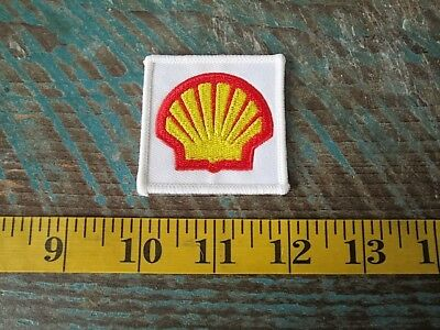 Shell Motor Oil Racing Patch Joey Logano Nascar Gas Station Fuel Alms Imsa F1