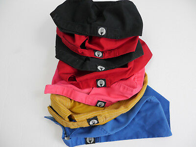 Chef Works Allover Cool Vent Beanie Cap Hat One Size - Lot of 7 Multi-Color Z165