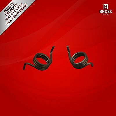 2 Pieces Door Lock Actuator Springs Right and Left for Mercedes A W169 2004-2012