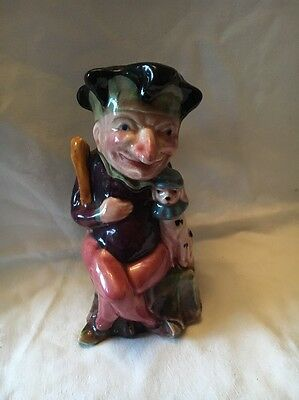 Melba Ware Toby Jug Mr. Punch