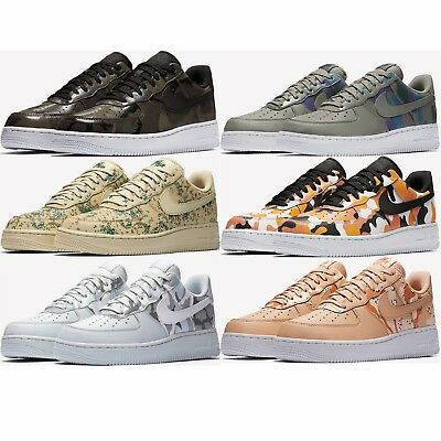 Nike Air Force 1 One LV8 COUNTRY CAMO Pack Men's Shoes Lifestyle Comfy Sneakers