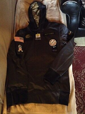 9559618a usa nfl mens cleveland browns nike olive salute to service sideline ...
