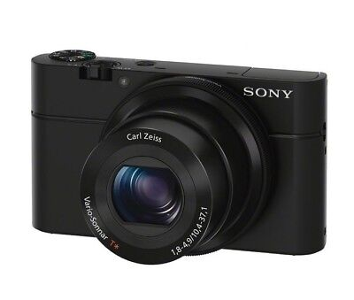 SONY DSC-RX100 20.2 Megapixel Digital Camera Black