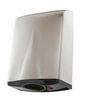 JD Macdonald - Applause Automatic Hand Dryer - Stainless Steel - 146x 361x 250mm