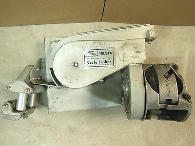Telsta Positive Drive Cable Lasher with Bell system lasher