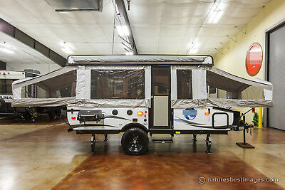 New 2017 Real Lite RLT12STS Off Road Pop-Up Fold Down Camper Never Used
