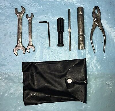 2006 Suzuki LTR 450 OEM Tool Kit Bag Tools LTZ KFX Quadsport 06 07 08 09