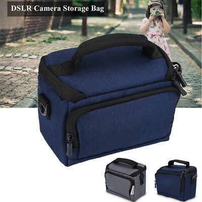 Universal Camera Shoulder Bag Pouch Case Covers for DSLR SLR DV Camcorder SG