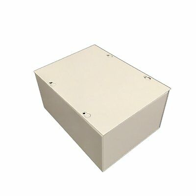 Bud Nema 1 Sheet Metal Junction Box Electrical Enclosure Project 6X8X4 NEW GIFT
