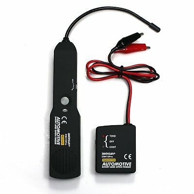 Automotive Cable Wire Tracker Open&Short Digital Repair Circuit Tester US Ship