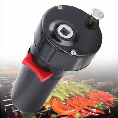 1.5V Barbecue Rotisserie Rotator Grill Battery Motor BBQ Roast Bracket Holder