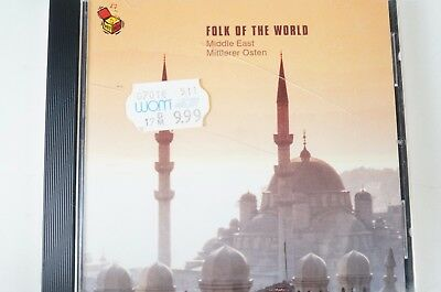 Folk of the World Middle East Mittlerer Osten Box1