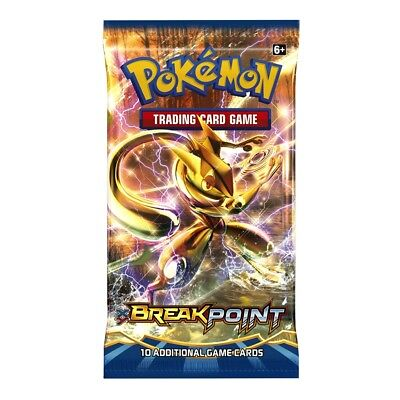 Pokemon TCG XY BREAKpoint - 1x Booster Pack